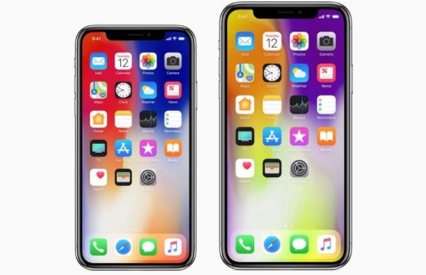 5 英寸 iphone x plus 将配备 a12 处理器,不锈钢边框,苹果很可能为