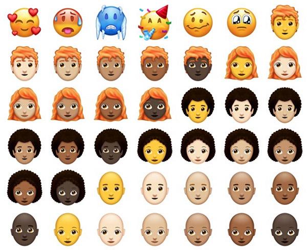 抢先看!这150多个全新Emoji表情今年将登陆iOS
