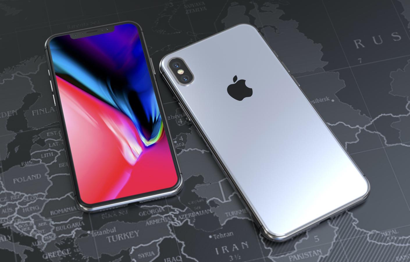 苹果iPhone X Plus机型概念设计 了解一下?