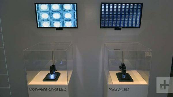 为了取代OLED 苹果正在研发MicroLED屏幕