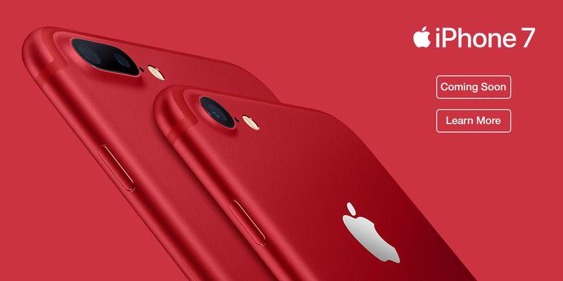 苹果致力推广艾滋病防治,今年或将再次推出红色iPhone
