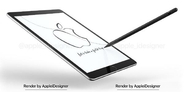 新iPad要来了?苹果春季发布会3月27日举行