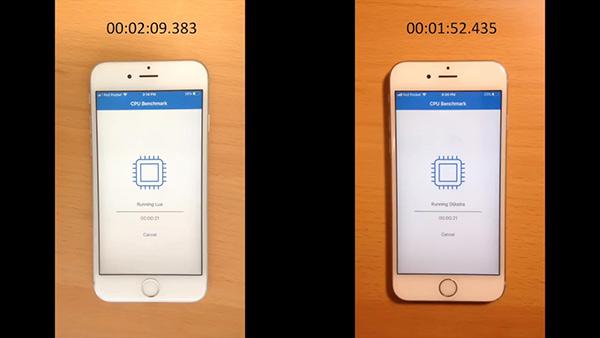 iPhone6s更换电池后,性能会提升多少?
