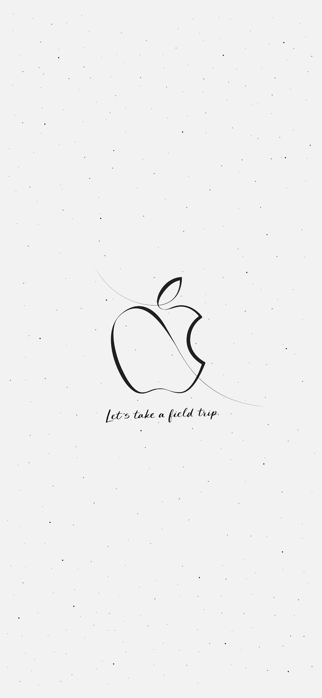 值得拥有!苹果2018春季发布会邀请函壁纸
