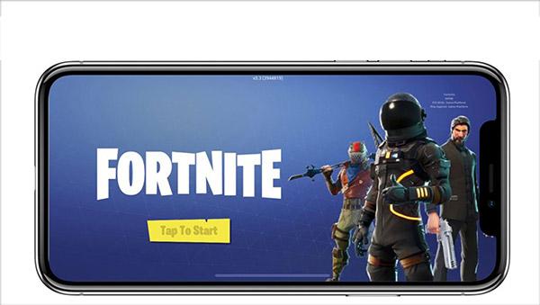 iOS版《堡垒之夜》20天营收1500万刀,超越《糖果传奇》