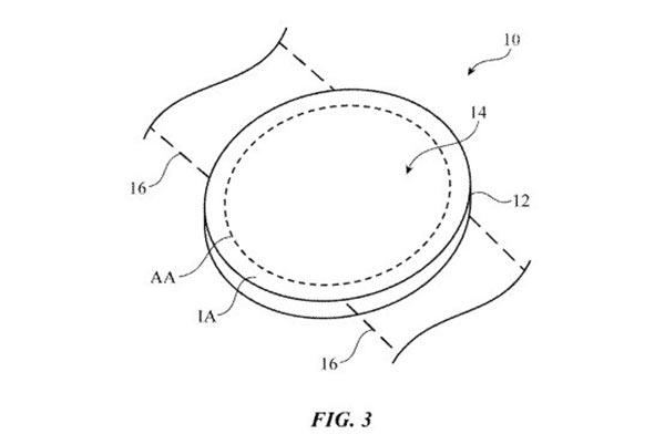 圆形表盘有戏?苹果获得圆形Apple Watch表盘专利