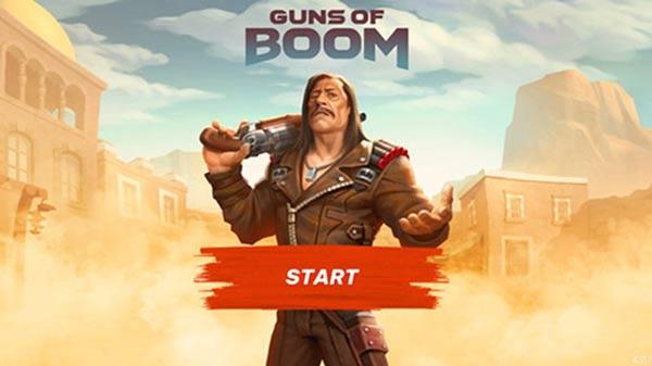 爆裂枪战修改版下载 无限子弹让你战斗力爆表