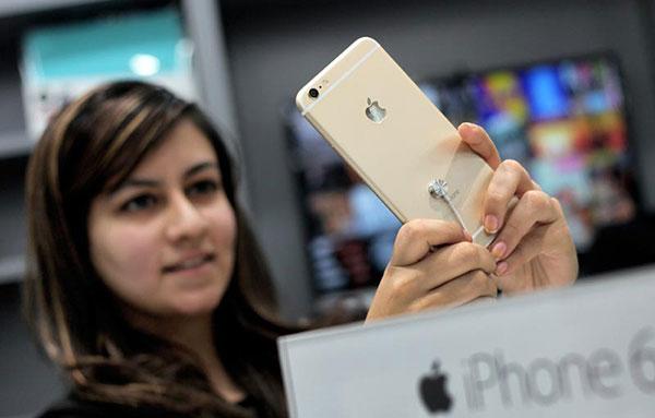 苹果在印度量产iPhone 6s 以应对关税上涨