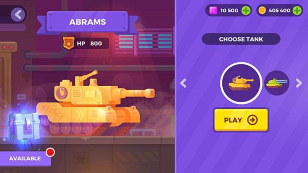 坦克之星内购破解下载 可获得无限金币和宝石