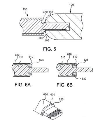 苹果新专利公布 iPhone插着数据线也能防水