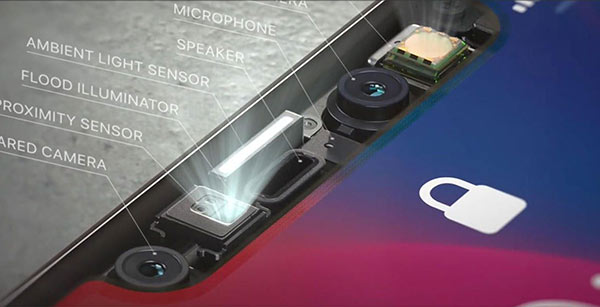 iOS12新亮点:将支持多用户 Face ID 解锁设备