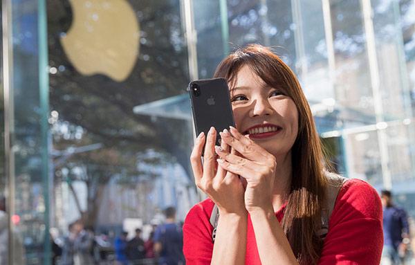 iPhone X第一季出货量1271万 全球排第一