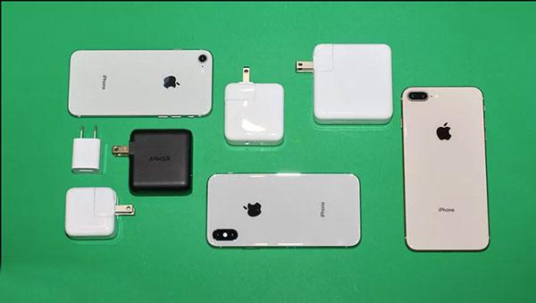 有惊喜!新款iPhone或将支持9V 2A超快充电
