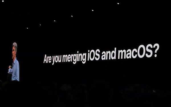苹果:iOS应用移植到Mac很简单 但不会融合