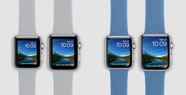 11英寸iPad Pro和新Apple Watch可能长这样