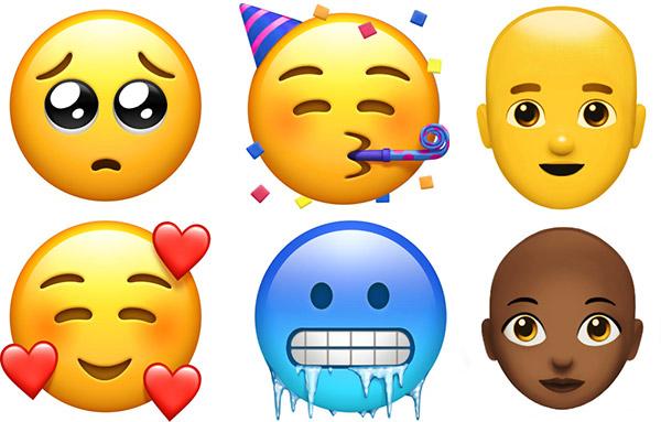 苹果庆祝Emoji世界表情符号日 推超70个表情