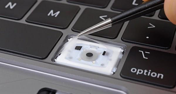 苹果:第三代键盘是2018款MacBook Pro专属
