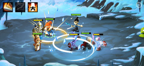 正统续集《战斗之心2》上线 可在同步推免费下载体验