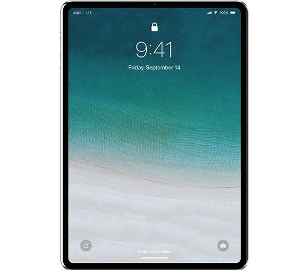 新证据:下一代iPad支持Face ID指日可待?
