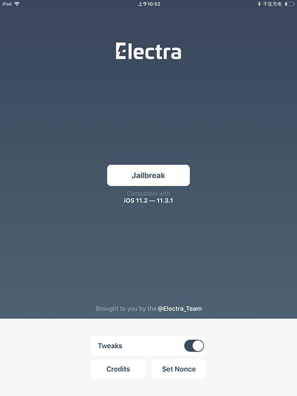 iOS11.2~11.3.1越狱工具发布 Electra如何越狱iOS11.3.1