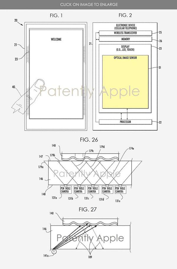 苹果找到了全屏iPhone使用Touch ID的方法