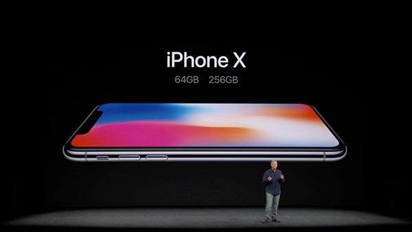 iPhone X将推动智能手机的价格进一步上涨