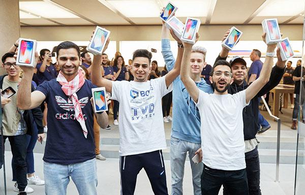 库克:iPhone X仍是最好卖的iPhone机型