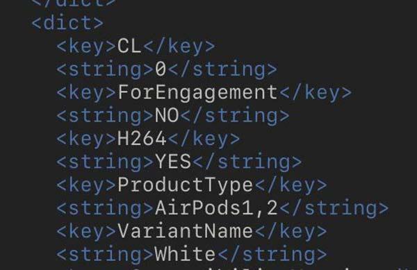 开发者新发现:AirPods将会提供更多配色?
