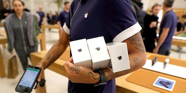 二手iPhone X目前仍然可卖原来售价的68%