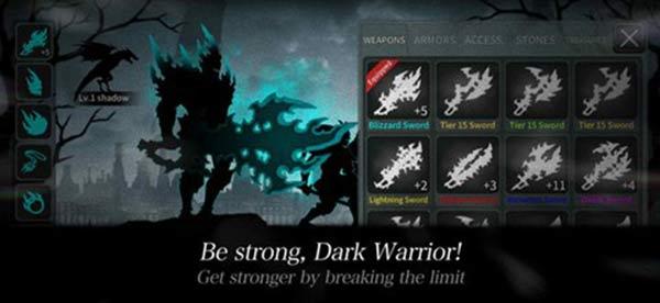 黑暗之剑存档修改版iOS下载:21亿灵魂可购买金币和体力