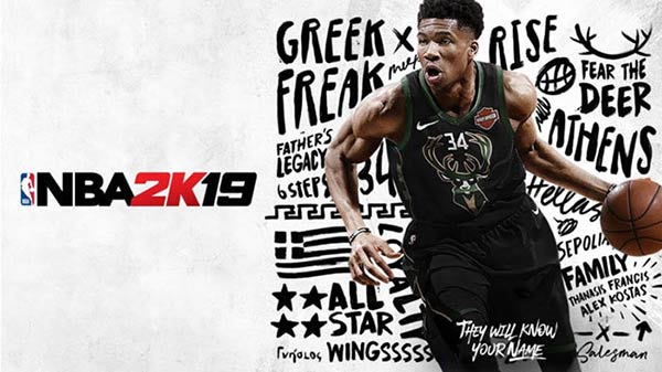 NBA 2K19免费下载 NBA 2K19内购破解版下载