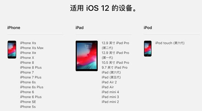 无比流畅的iOS12正式版来了!如何第一时间升级iOS12正式版?