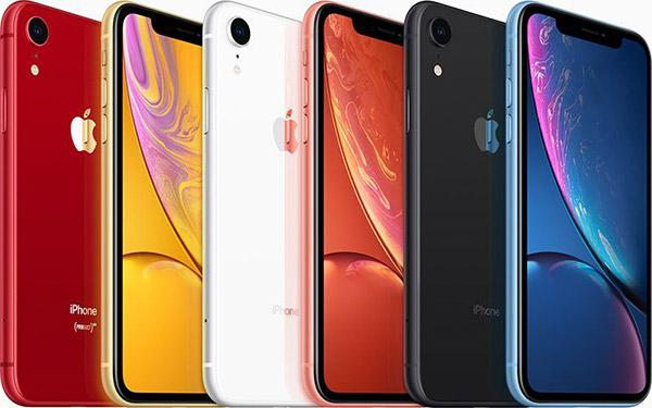 新iPhone今年出货8500万台 XR占一半以上