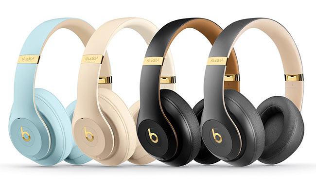 Beats推出Studio 3无线耳机新配色 你喜欢不?