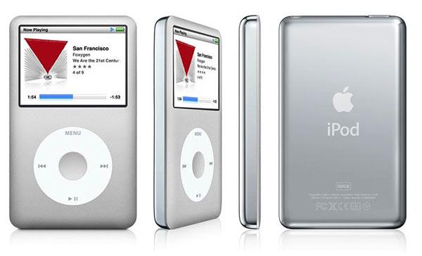 17年前 乔布斯正式向外界展示了第一台iPod