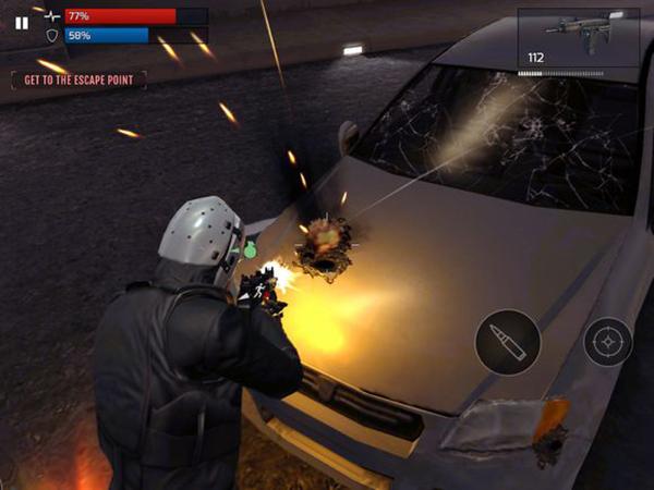 武装掠夺修改版iOS下载:无限子弹无需装弹无敌模式