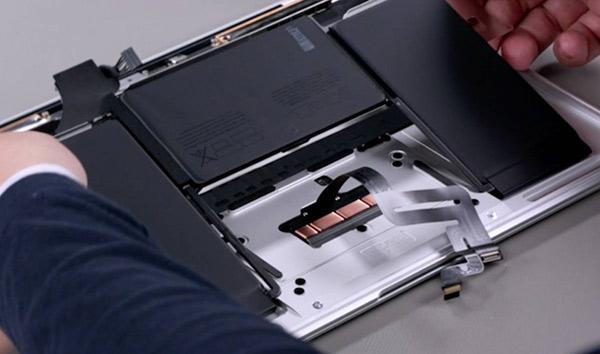 苹果:新款 MacBook Air 电池可以独立更换
