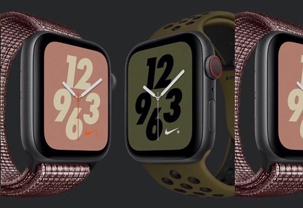 三款全新配色的 Apple Watch Nike 即将发售