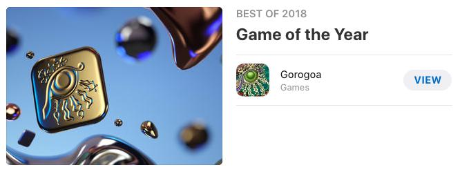 苹果发布 2018 年度 App Store 精选榜单:这些 App 不可错过