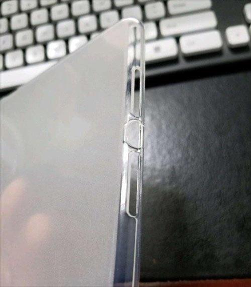 保护壳曝光iPad mini 5细节:耳机插孔保留