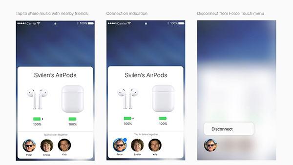 对于新款AirPods 你希望它拥有哪些新特性?