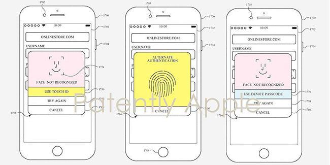 未来iPhone可能同时支持Face ID和Touch ID