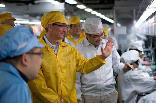 iPhone销售疲软 富士康去年12月营收下滑