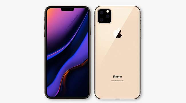 爆料:新iPhone屏幕刷新率改进+更快无线充