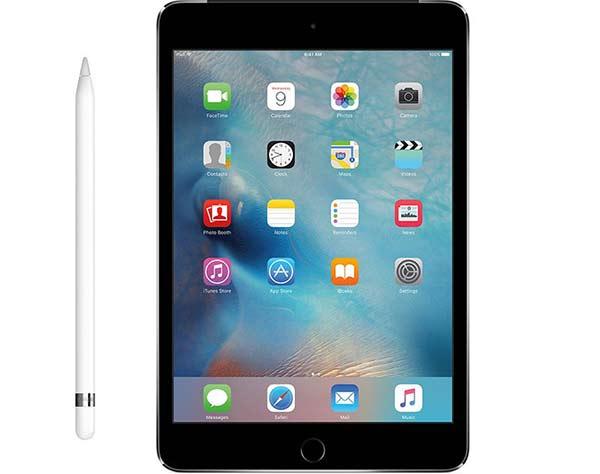 全新iPad mini 5将支持Apple Pencil和智能键盘