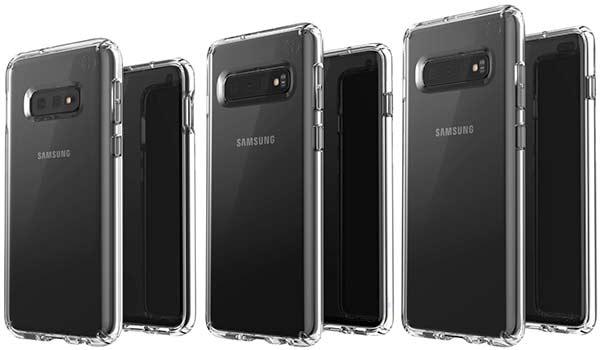 谍照确认三星 Galaxy S10 系列有三款型号