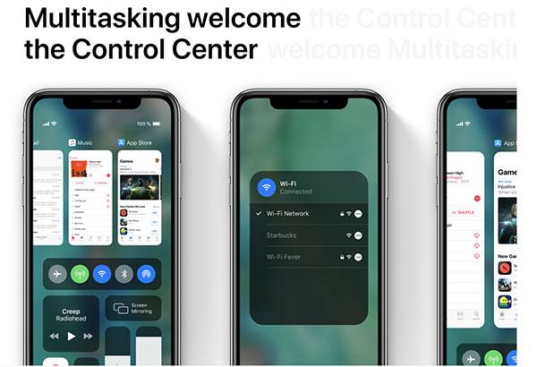 iOS 13概念:新音量UI+iPad鼠标即时配对
