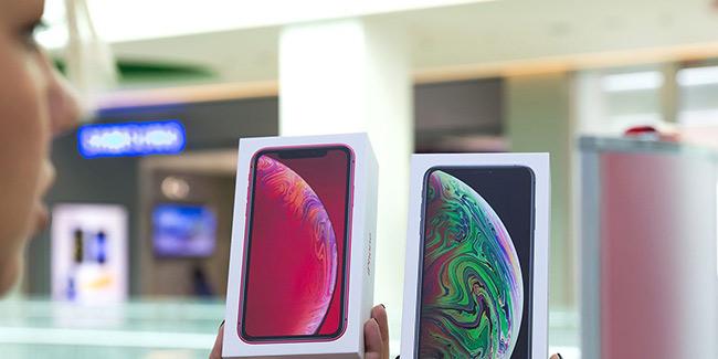 数据:上季度iPhone销量遇三年来最大降幅