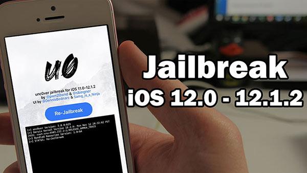 iOS12越狱工具unc0ver发布:支持越狱iOS12.0-12.2