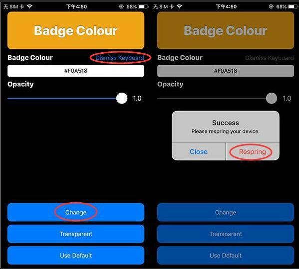 iOS12怎么改角标颜色?Torngat Badges无需越狱可改iOS12角标颜色